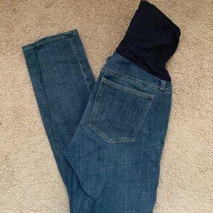 Gap Maternity Jeans - Distressed